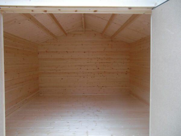 Förråd 15 m² interiör bild